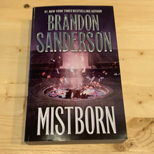 Load image into Gallery viewer, Mistborn, The Mistborn Triology #1