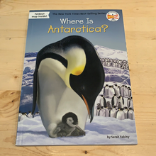 Load image into Gallery viewer, Where is Antarctica?