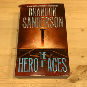 The Hero of Ages, The Mistborn Trilogy #3