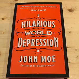 Hilarious world of depression