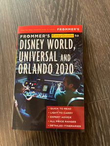 Frommer Easyguide to Disney World