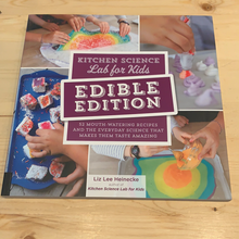 Load image into Gallery viewer, Kitchen Science Lab for Kids, Edible Edition