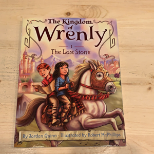 Kingdom of Wrenly #01 The Lost Stone