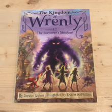 Load image into Gallery viewer, Kingdom of Wrenly #12, The Sorcerer's Shadow