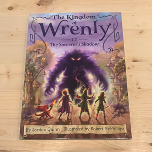 Kingdom of Wrenly #12, The Sorcerer's Shadow
