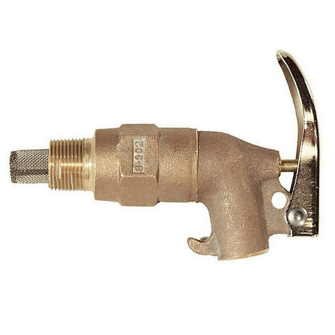 Brass Adjustable Drum Tap - 08910