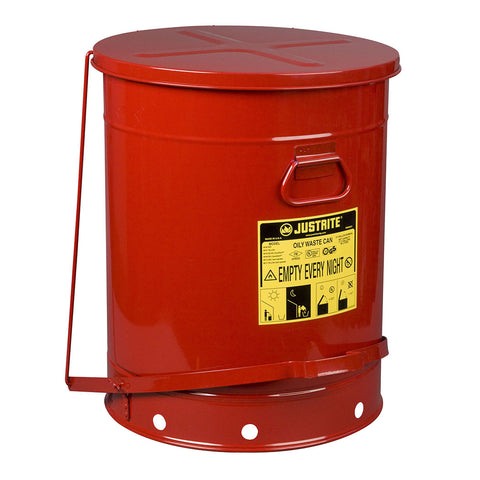Steel Oil Waste Can 80ltr- 09700
