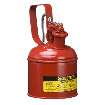 Steel Type I Safety Can for Flammables 1ltr - 10101Z