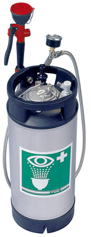 Stainless Steel Portable Eye Wash Tank - TSPEWTANK