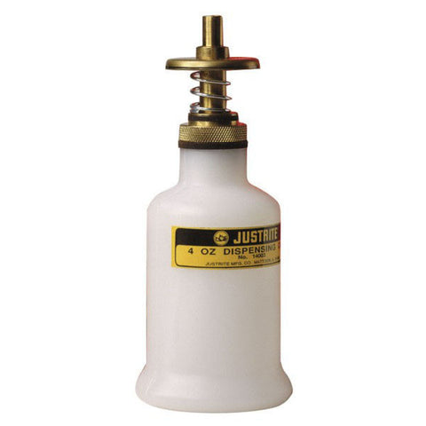 Polyethylene Squeeze Bottle 0.12ltr - 14002