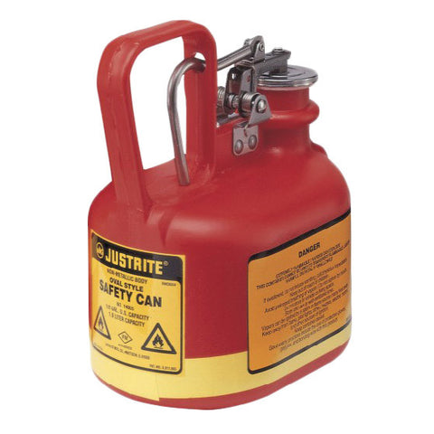 Polyethylene Type I Safety Can for Flammables 2ltr - 14065Z