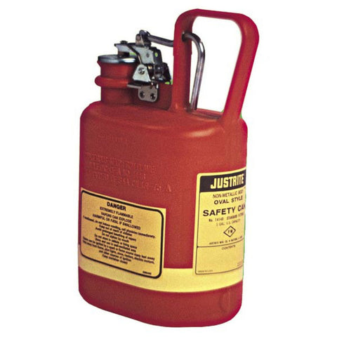 Polyethylene Type I Safety Can for Flammables 4ltr - 14160Z