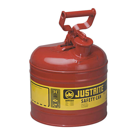 Steel Type I Safety Can for Flammables 7.5ltr - 7120100Z