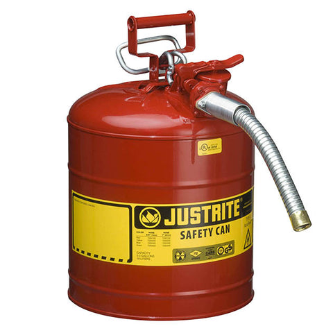 Steel Type II Safety Can for Flammables 19ltr - 7250130Z