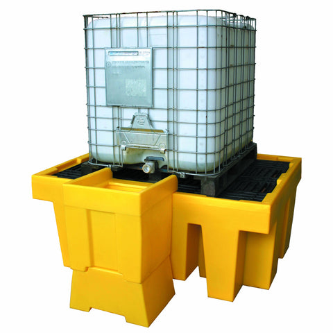 IBC Spill Pallet Dispensing Drip Tray for use with BB1 - BB1T