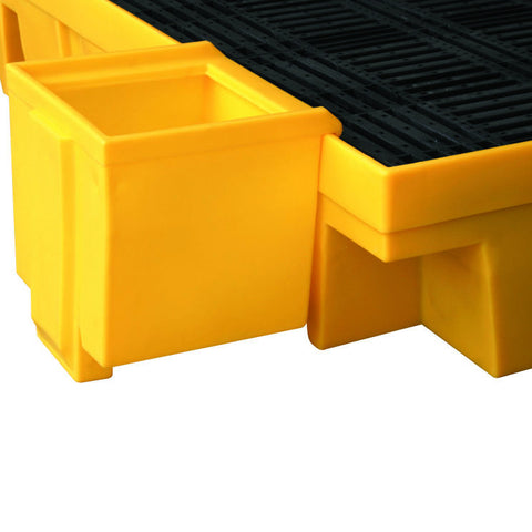 IBC Spill Pallet Dispensing Drip Tray for use with BB2 - BB2T