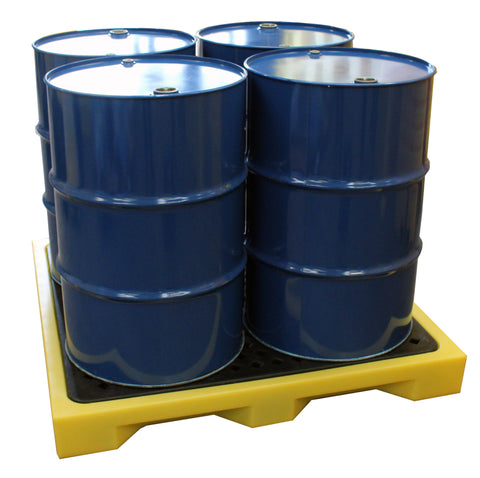 Spill Flooring for 4 x 205ltr drums - BF4X