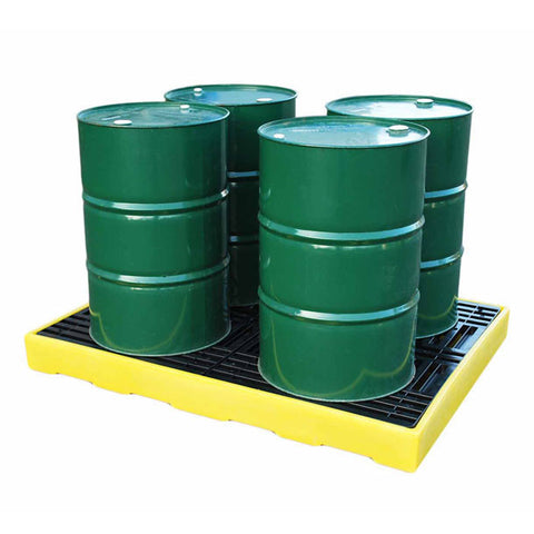 Spill Flooring for 4 x 205ltr drums - BF4