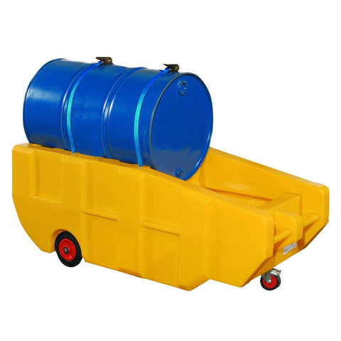 Drum Trolley with 230ltr sump - BT230