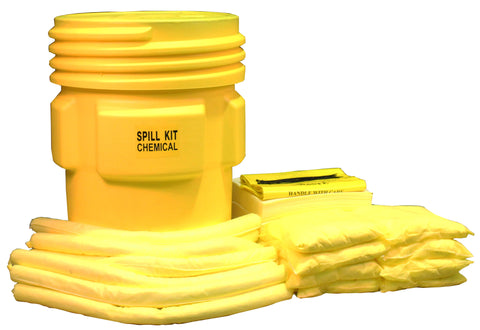 "Chemical Spill Kit UN ""X"" rated overpack - 250ltr absorbency - C250UNSK"