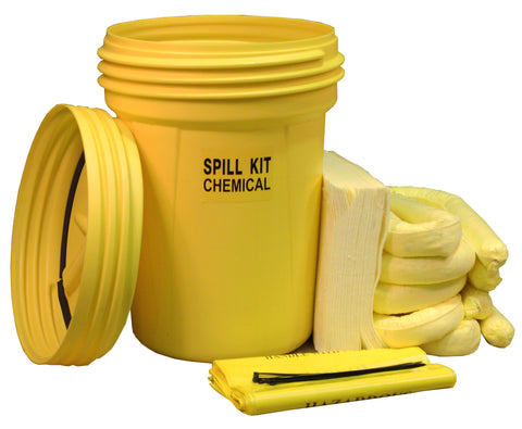 "Chemical Spill Kit UN ""X"" rated overpack - 90ltr absorbency - C90UNSK"