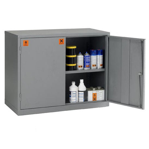 UK Specification Hazardous Substance Cabinet 915mm L x 457mm W x 711mm H - COSHH28/36