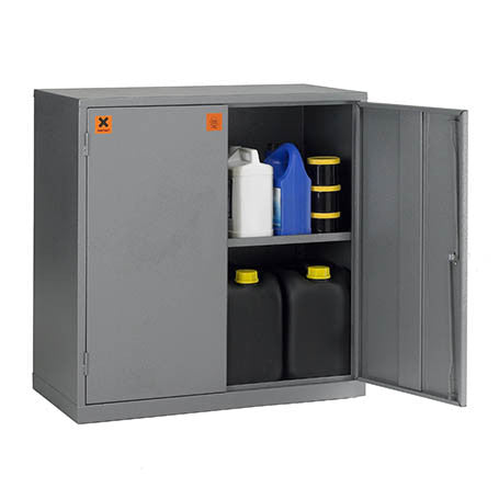 UK Specification Hazardous Substance Cabinet 915mm L x 457mm W x 915mm H - COSHH36/36