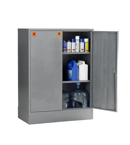UK Specification Hazardous Substance Cabinet 915mm L x 457mm W x 1219mm H - COSHH48/36
