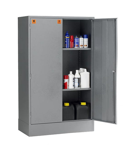 UK Specification Hazardous Substance Cabinet 915mm L x 457mm W x 1524mm H - COSHH60/36