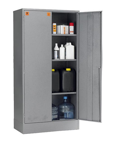 UK Specification Hazardous Substance Cabinet 915mm L x 457mm W x 1829mm H - COSHH72/36