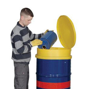 Drum Funnel for use with open or closed head 205ltr drums - DF1