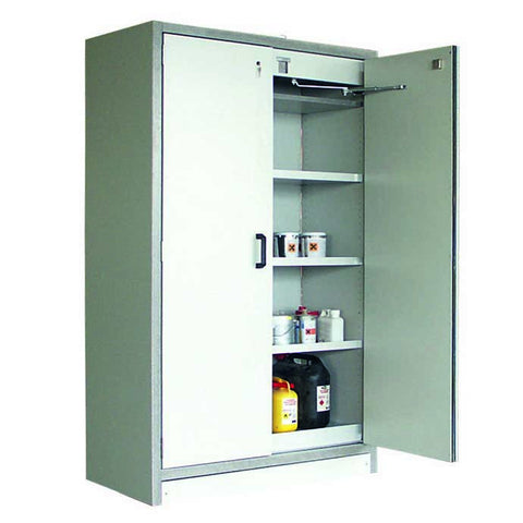 90 Minute EN Fire Rated Free Standing Cabinet 1200mm L x 595mm W x 1960mm H - EN92-196-120