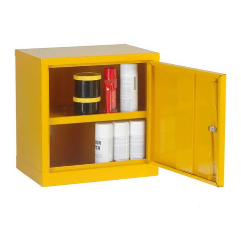 UK Specification Flammable Substance Cabinet 457mm L x 305mm W x 457mm H - HSC18/18