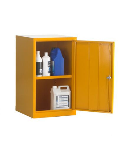 UK Specification Flammable Substance Cabinet 457mm L x 457mm W x 762mm H - HSC30/18
