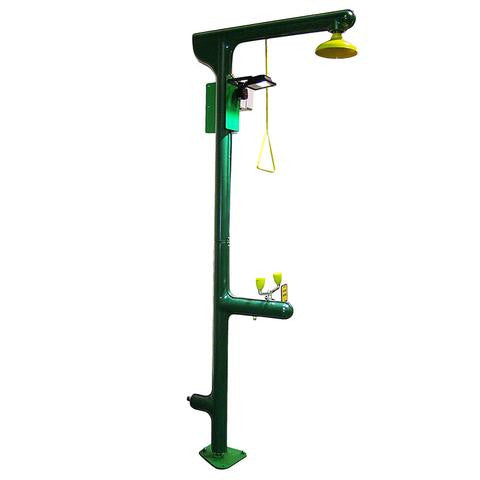 Heat Traced Shower (Commercial Specification) - HTS-1
