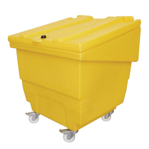 Storage Bin with 250ltr capacity on wheels - GPSC2W