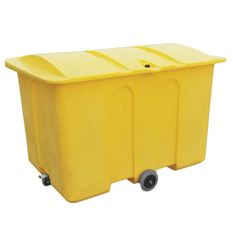 Storage Bin with 1400ltr capacity on wheels - PSB3W