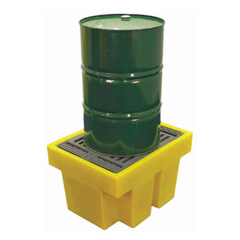 Drum Spill Pallet for 1 x 205ltr drum - BP1