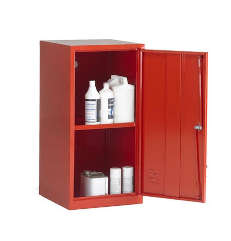 UK Specification Pesticides or Agrochemical Cabinet 457mm L x 457mm W x 762mm H - PAC30/18