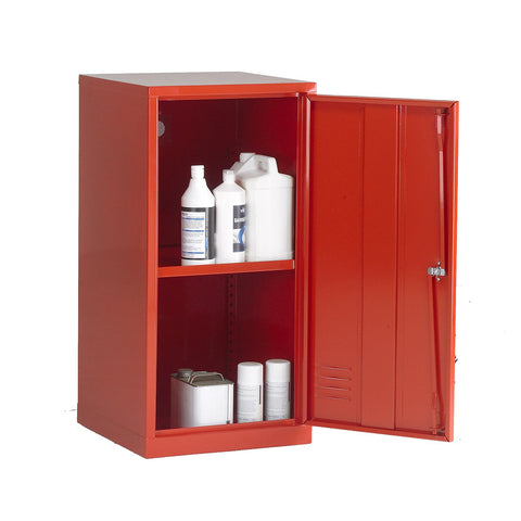 UK Specification Pesticides or Agrochemical Cabinet 457mm L x 457mm W x 915mm H - PAC36/18