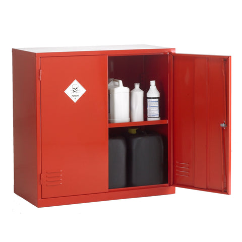 UK Specification Pesticides or Agrochemical Cabinet 915mm L x 457mm W x 915mm H - PAC36/36