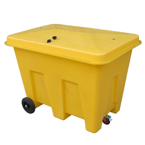 Storage Bin with 350ltr capacity on wheels - PSB1W