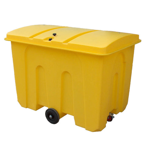 Storage Bin with 1000ltr capacity on wheels - PSB2W