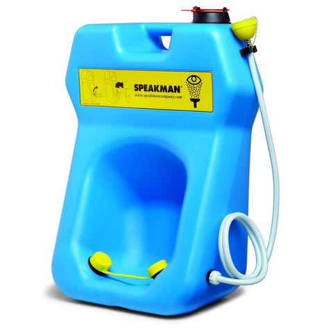 Portable Eye/Face Wash Tank 76ltr - SE-4300