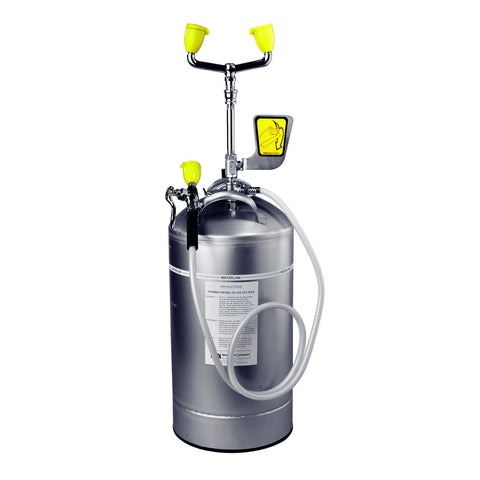 Portable Eye Wash Tank stainless steel - SE-590