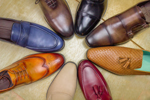 Whyandco leather shoes