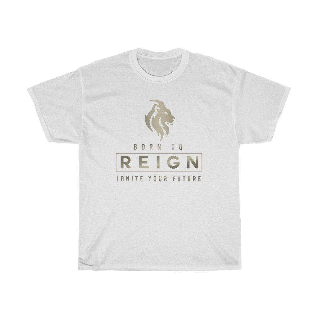 Born To Reign | Unisex Heavy Cotton T-Shirt