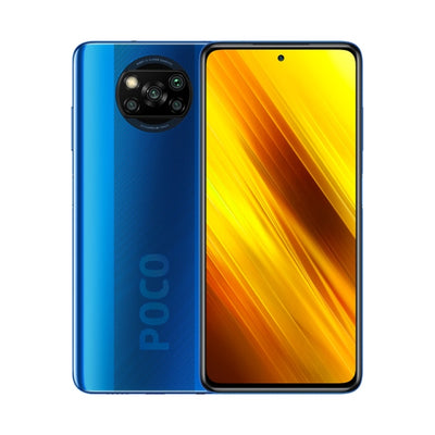 "Xiaomi Poco X3 NFC, smartphone mobile, 128 and 64GB, Snapdragon 732G, 6.67 ""FHF +, 64MP. Global version, original, Spain, plaza"
