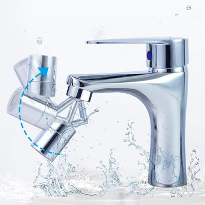 New Arrival Universal Splash Filter Faucet 720° Rotate Water Outlet Faucet Dropshipping Wholesale