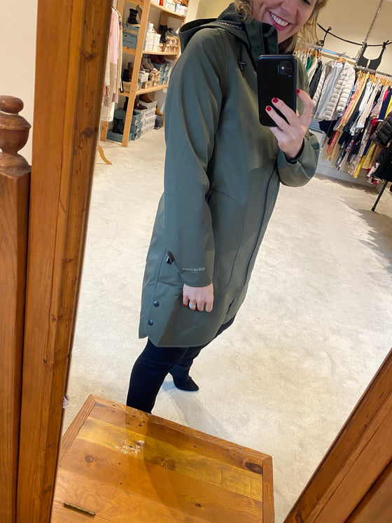 Ilse Jacobsen Rain 128 Army green